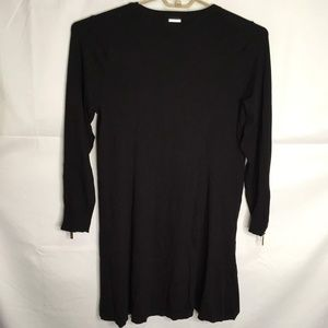 Michael Kors Black Long Sleeve Top Size 1X SKUG28